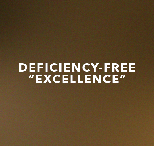 Deficiency-Free - Excellence