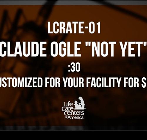 Claude Ogle