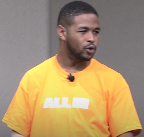Inky Johnson - Empty The Bucket